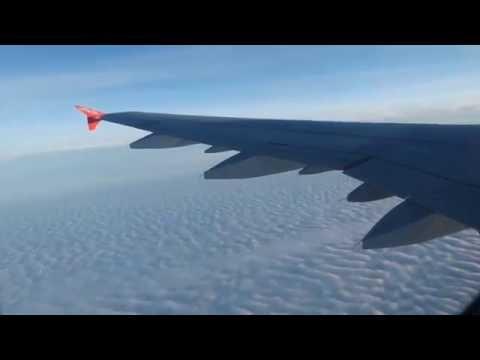 Düsseldorf nach Antalya,start und landung Türkei