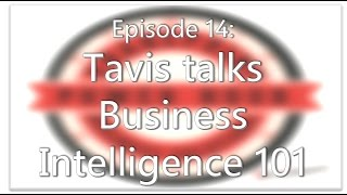 SharePoint Power Hour Episode 14: Tavis talks Business Intelligence 101