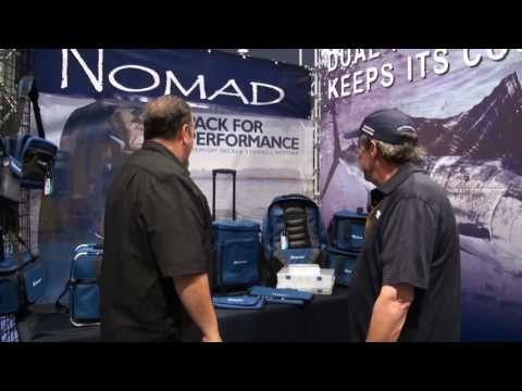 Nomad Storage Tackle Systems At ICAST 2013