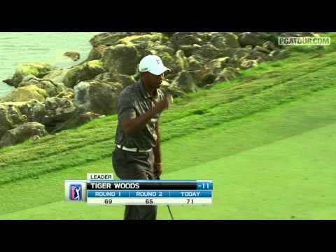 Tiger Woods Highlights: 2012 Arnold Palmer Invitational