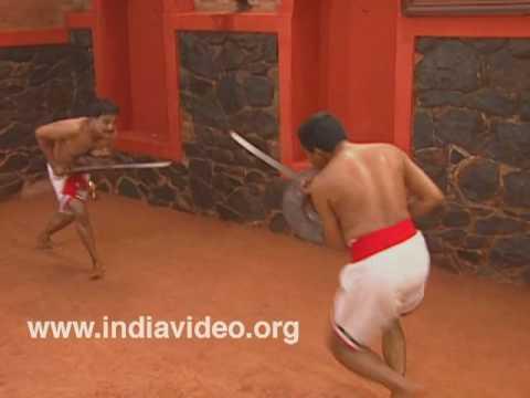 Vaalpayattu, a thrilling duel in Kalaripayattu