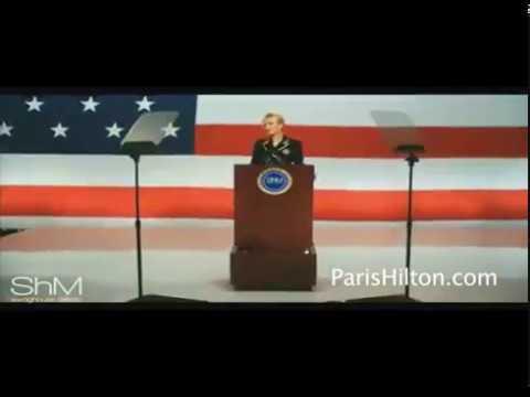 Paris Hilton - Paris For President (Song)