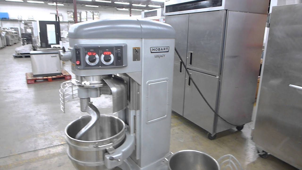 maxresdefault hobart hl600 60 qt commerical legacy mixer, 2 bowls, 4 hobart h600 wiring diagram at webbmarketing.co