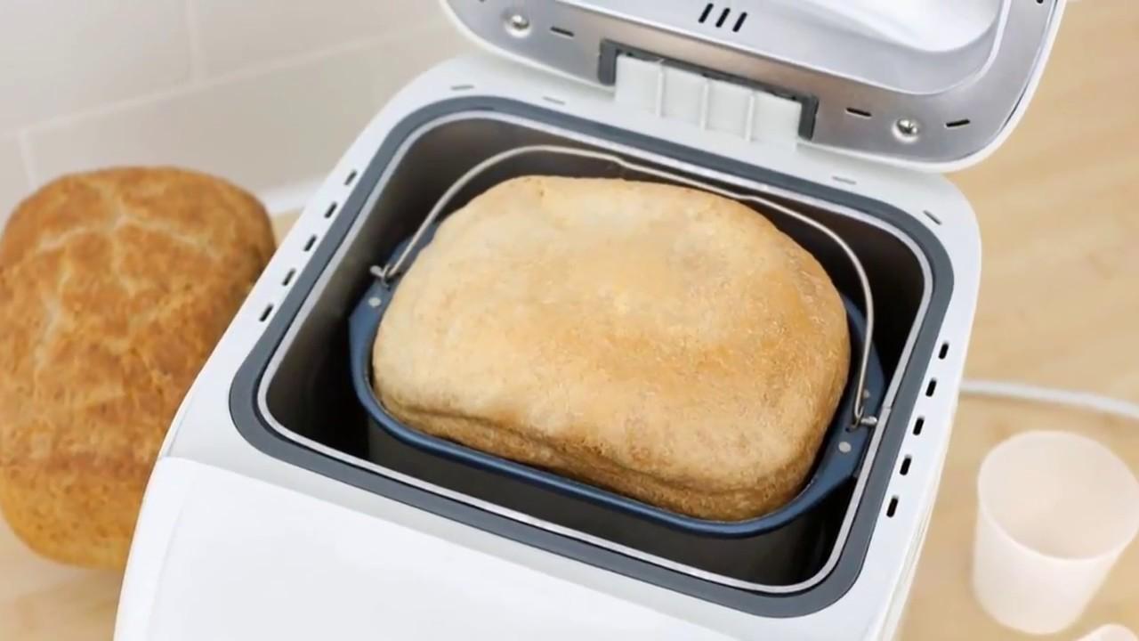 Хлебопечь или хлебопечка. Обзор. - YouTube