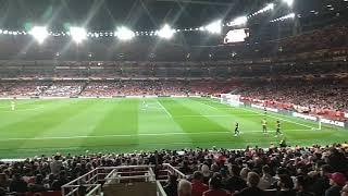 Emirates Stadium, Arsenal-Vorskla