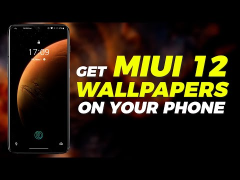 How To Download Incredible MIUI 12 Wallpapers On Android