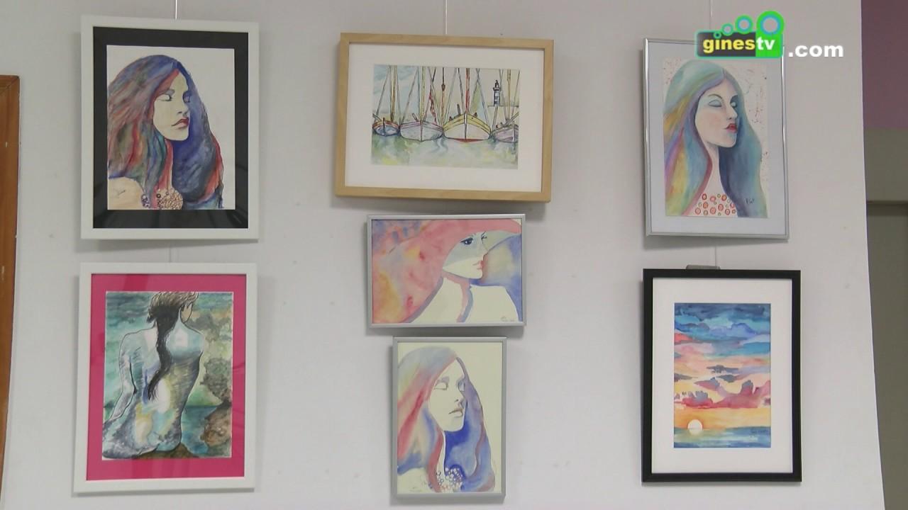 El alumnado del Taller de Dibujo y Pintura muestra sus creaciones hasta el 5 de junio