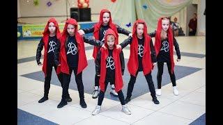 Театр танца ДИВА - На Первом месте. Дети 9-11 лет.