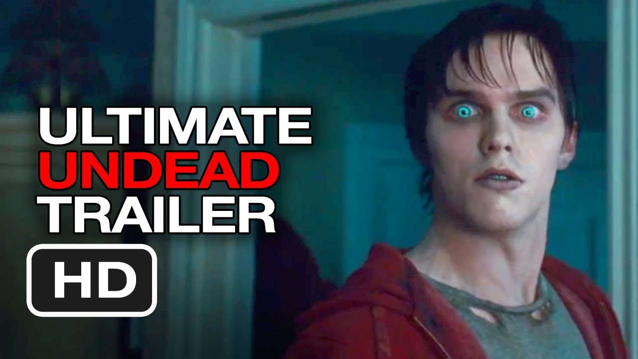 Warm Bodies Undead Trailer - Nicholas Hoult Zombie Movie HD - YouTube