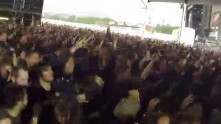 Download Festival Paris 2016 - Skindred - Warning