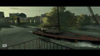 GTA IV extreme storm, the end of the world