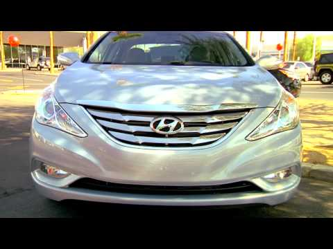 2012 Hyundai Sonata Review - Hyundai of Tempe