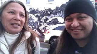 INTRO TO 'STYKONZ' GRAFFITI HIP HOP STREETWEAR