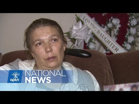 Winnipeg Mother Talks about Daughter's Death from Fentanyl Overdose | APTN News