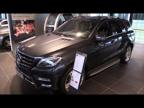 Mercedes-Benz ML 2015 In Depth Review Interior Exterior