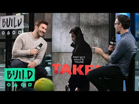 "Clive Standen Discusses His Role In NBC's ""Taken"""