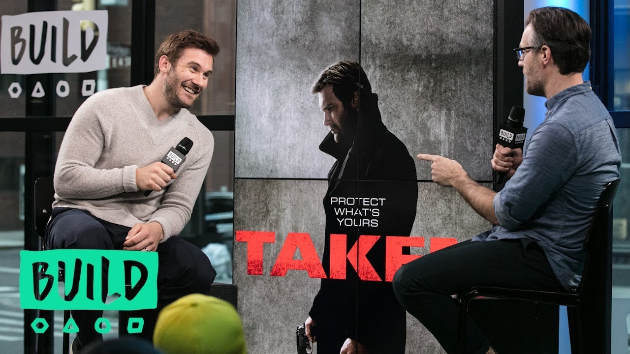 "Clive Standen Discusses His Role In NBC's ""Taken"" - YouTube"
