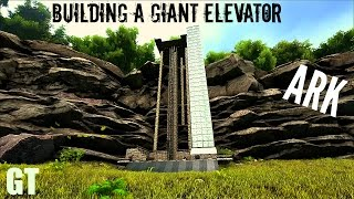 Ark survival evolved how to spawn an elevator clipzui massive elevator build electric prod ark survival evolved malvernweather Gallery