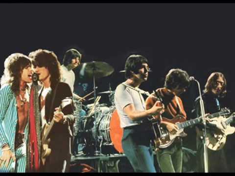 AEROBEATLES: Beatles/Aerosmith play