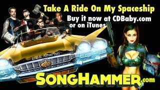 Blizzcon 2015 - Take A Ride On My Spaceship - Songhammer