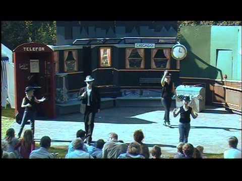 Teatergruppen Klima, Musical Den Blå Kuffert - Luigis sang