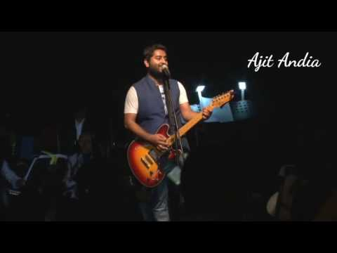 Tu Jane Na | Live Concert By Arijit Singh | Plzz Like And Subscribe The Chanel