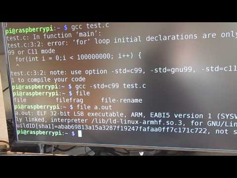 How fast can Raspi 3 (ARM) emulate x86 instructions? - YouTube
