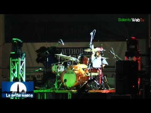 Gregorio Zecca, il piccolo grande batterista apre la Notte Bianca 2011 a Lecce