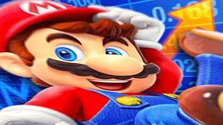 Super Mario Stonks
