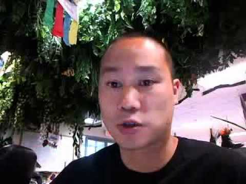 Tony Hsieh, CEO of Zappos, Ecko Time Chamber