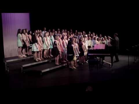 I'll Be Seeing You from Palatine High School's final concert, # Forte shout out