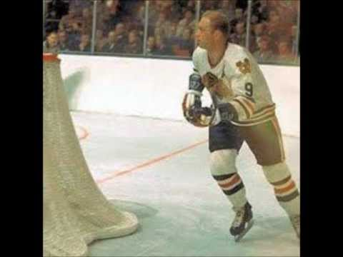 The Golden Tones Of Lloyd Pettit Calling Chicago Blackhawks Action