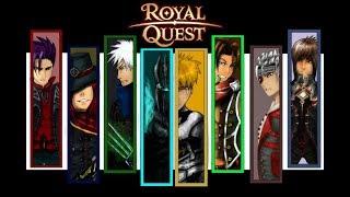 Royal Quest будни Темного рыцаря