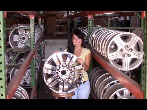 Factory Original Lincoln MKZ Rims & OEM Lincoln MKZ Wheels – OriginalWheel.com