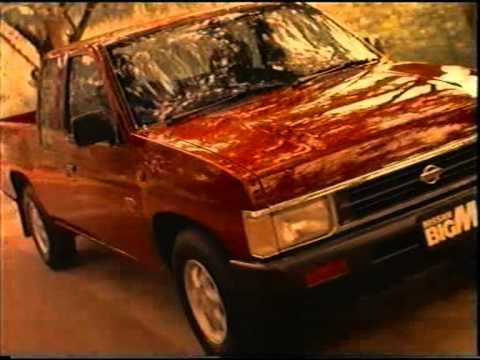 โฆษณา รถยนต์ นิสสัน BIG M (2538)