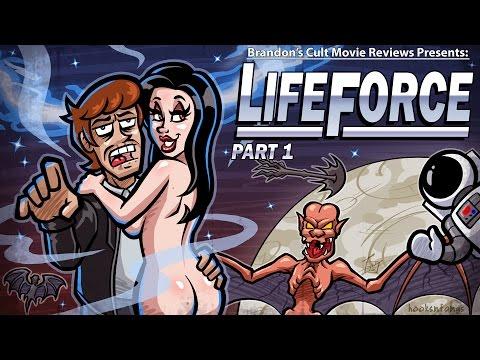 Brandon's Cult Movie Reviews: Lifeforce (Part 1)
