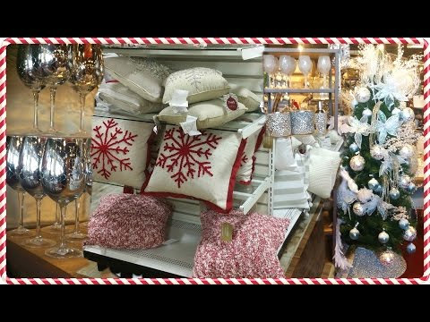 🎁 Shop With Me| Home Goods| Pier One| TJMaxx| Big Lots🎄