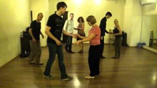 Танцы: танец бачата. Bachata dancing video.