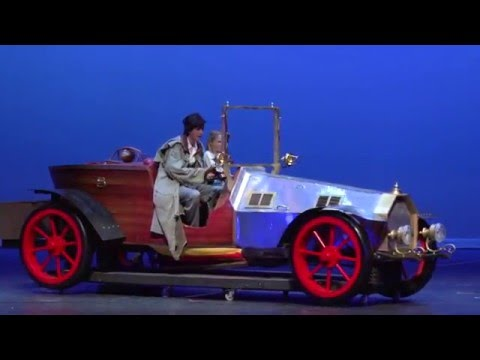 CYT Lafayette presents 'Chitty Chitty Bang Bang'