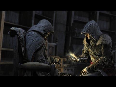 Ezio Auditore Meets Altair Ibn La Ahad [Full Scene]