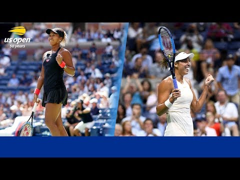 2018 US Open Match Preview: Madison Keys Vs Naomi Osaka