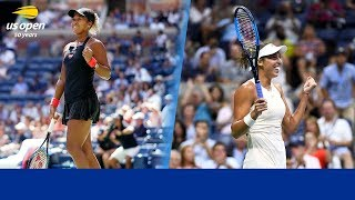 2018 US Open Match Preview: Madison Keys vs Naomi Osaka