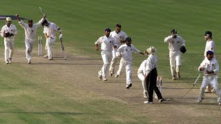 2001 - India v Australia - 2nd Test @ Kolkata