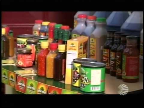 SpurTree Spices Exotic Foods Jamaica  TV Feature On a Personal Note