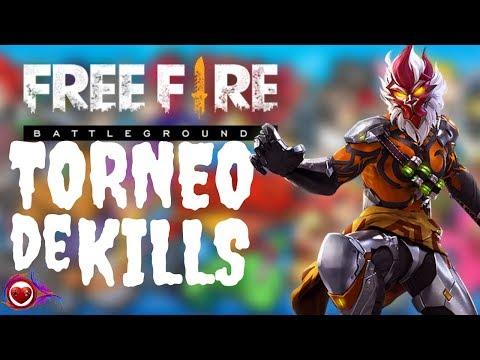 Free Fire Mini Torneo De Kills Tournament Live En Vivo Es En