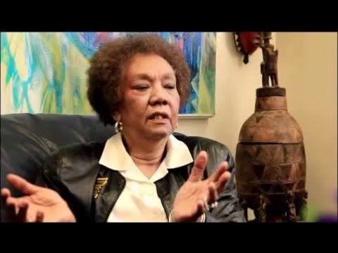 Dr. Frances Cress Welsing (The Isis Papers) on The Ahmad X Morton Show