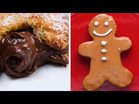 Holiday Breakfast Ideas | Learn How To Make A Perfect Holiday Themed Breakfast