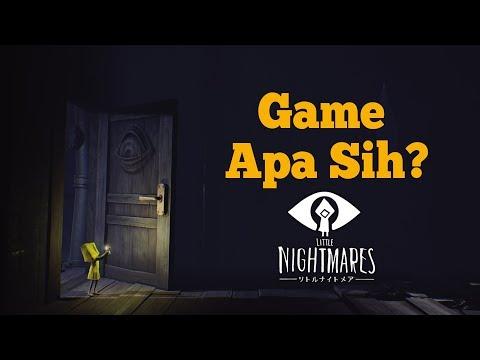 Little Nightmares Review - Game horor yang indah.