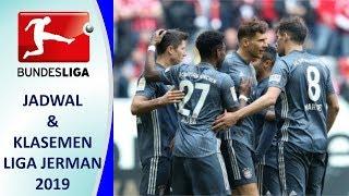 Download Video JADWAL Liga Jerman PEKAN KE 30 & Klasemen Terkini 2019 | Bundesliga Germany MP3 3GP MP4
