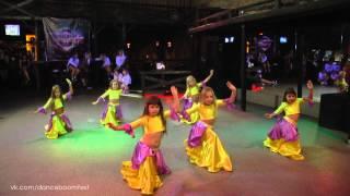 Школа танцев Эвет Чернигов. Детские восточные танцы